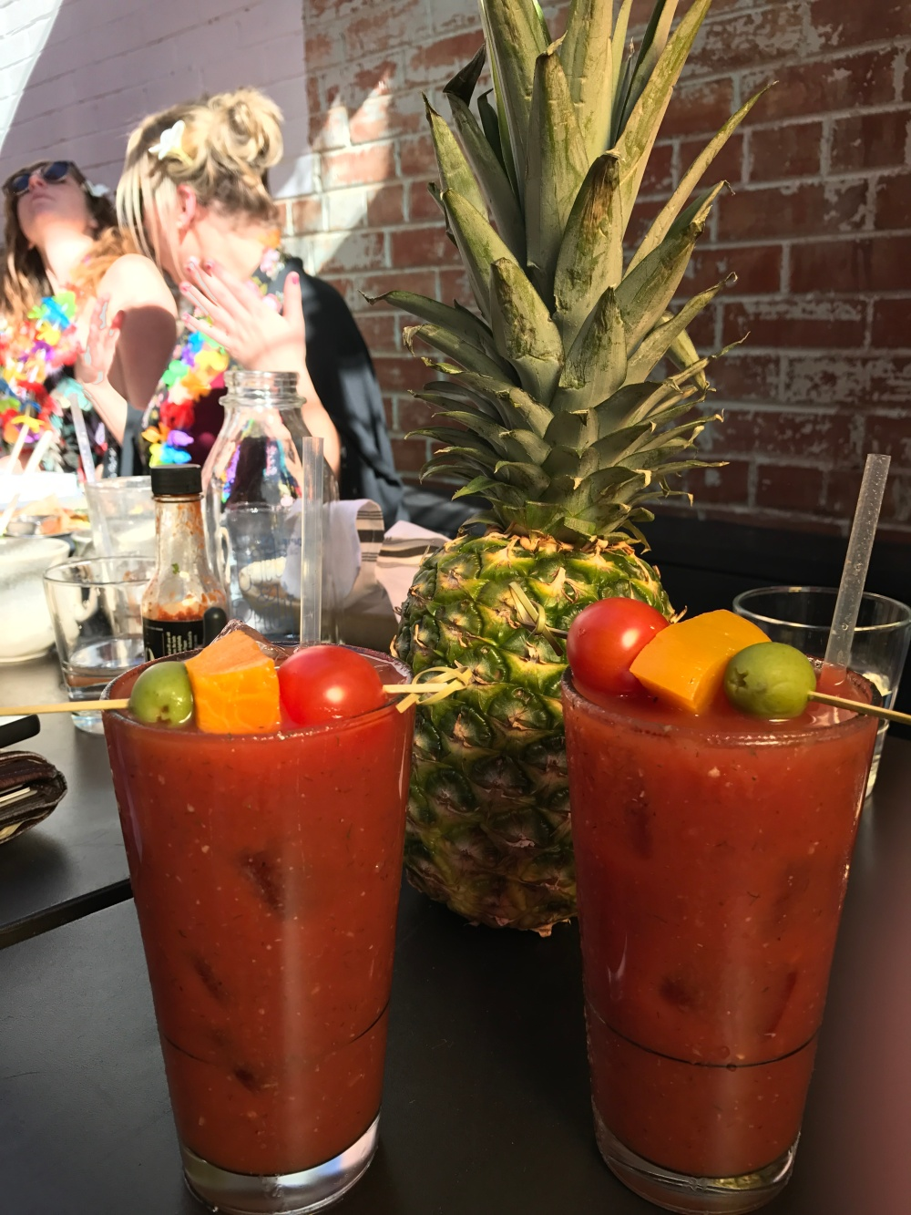 Tropical Brunch and Bloody Mary